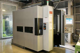 DMG Mori Seiki 		MV1500/5-axis machining center