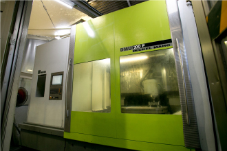 DMU200P		DECKEL MAHO/5-axis machining center